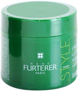 René Furterer Style Finish wosk do stylizacji by dodać włosom olśniewającego blasku