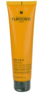 René Furterer Rene Furterer Okara Active Light máscara nutritiva para cabelo loiro e com madeixas