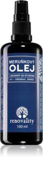 Renovality Original Series olio di albicocca hidegen sajtolt