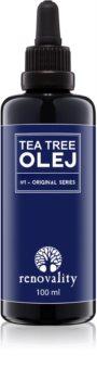 Renovality Original Series olio essenziale di tea tree