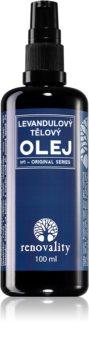 Renovality Original Series huile pour le corps de massage à la lavande