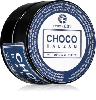 Renovality Original Series Körper-Balsam mit Schokolade
