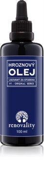 Renovality Original Series olejek winogronowy tłoczony na zimno