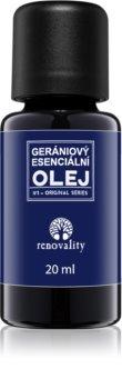 Renovality Original Series olio essenziale di geranio