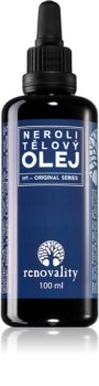 Renovality Original Series olio corpo Neroli