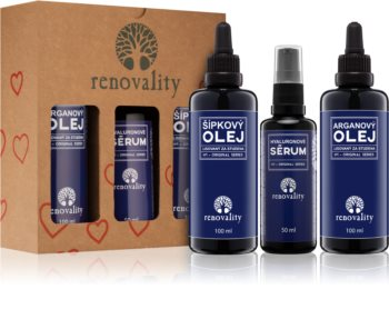 Renovality Original Series Gift Set IV. (for Dry Skin) for Women