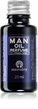 Renovality Original Series huile parfumée pour homme