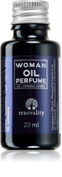 Renovality Original Series парфюмированное масло для женщин