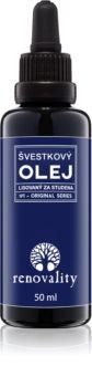 Renovality Original Series švestkový olej lisovaný za studena
