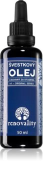 Renovality Original Series Pflaumen-Öl kaltgepresst