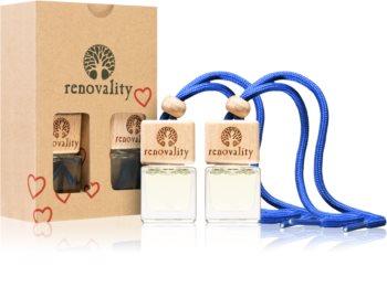 Renovality Car Perfume Ozone aроматизатор за автомобил