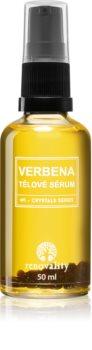 Renovality Crystal Series Verbena testápoló szérum