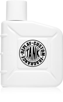 Replay #Tank Custom For Her Eau de Toilette für Damen