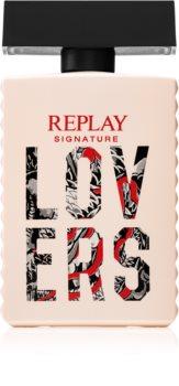 Replay Signature Lovers For Woman Eau de Toilette pentru femei