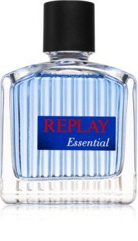 Replay Essential For Him Eau de Toilette pentru bărbați