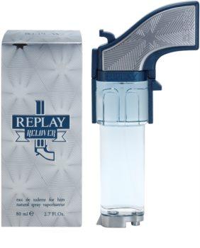 Replay Relover Eau de Toilette pentru bărbați