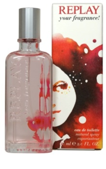 Replay Your Fragrance! For Her eau de toilette nőknek 60 ml