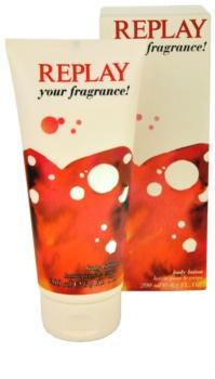 Replay Your Fragrance! For Her tělové mléko pro ženy