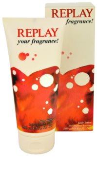 Replay Your Fragrance! For Her γαλάκτωμα σώματος για γυναίκες