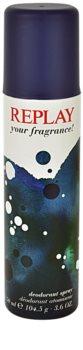 Replay Your Fragrance! For Him spray dezodor uraknak