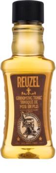 Reuzel Grooming lotion tonique hydratante volume et forme