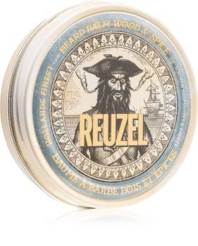Reuzel Wood & Spice baume à barbe