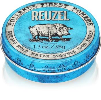 Reuzel Hollands Finest Pomade Strong Hold брилянтин за коса със силна фиксация
