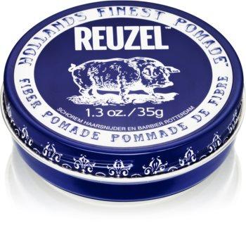 Reuzel Hollands Finest Pomade Fiber pomada para cabelo