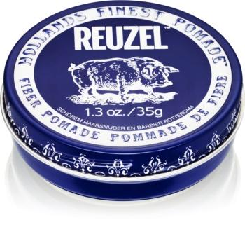 Reuzel Hollands Finest Pomade Fiber pommade pour cheveux