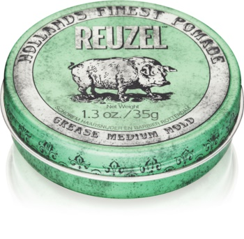 Reuzel Hollands Finest Pomade Grease pommade cheveux fixation moyenne