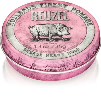 Reuzel Hollands Finest Pomade Grease Haarpomade starke Fixierung