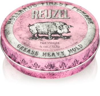 Reuzel Hollands Finest Pomade Grease pommade cheveux fixation forte
