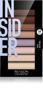 Revlon Cosmetics ColorStay™ Looks Book палитра сенки за очи