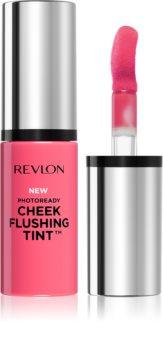 Revlon Cosmetics Photoready™ Cheek Flushing Tint™ flüssiges Rouge