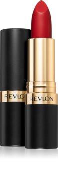 Revlon Cosmetics Super Lustrous™ крем-червило  с матиращ ефект