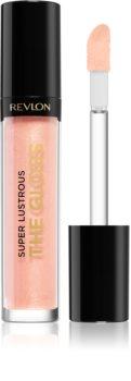 Revlon Cosmetics Super Lustrous™ błyszczyk do ust o działaniu nawilżającym