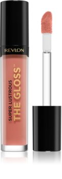 Revlon Cosmetics Super Lustrous™ brillant à lèvres pour un effet naturel