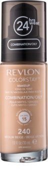 Revlon Cosmetics ColorStay™ langanhaltendes mattierendes Make up LSF 15