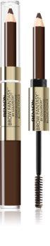 Revlon Cosmetics Brow Fantasy lápiz y gel para cejas 2 en 1