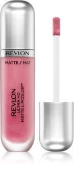 Revlon Cosmetics Ultra HD Matte Lipcolor™ rouge à lèvres liquide ultra mat