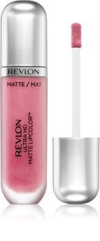 Revlon Cosmetics Ultra HD Matte Lipcolor™ ултра матиращо течно червило