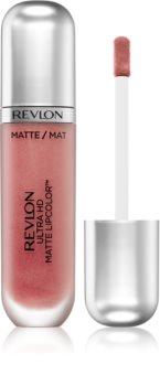 Revlon Cosmetics Ultra HD Matte Lipcolor™ ultra mat tekoča šminka