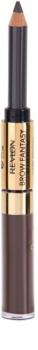 Revlon Cosmetics Brow Fantasy Eyebrow Pencil and Gel 2 in 1