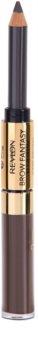 Revlon Cosmetics Brow Fantasy lápis em gel para as sobrancelhas 2 em 1