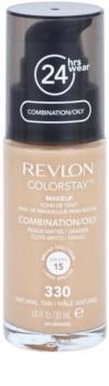 Revlon Cosmetics ColorStay™ Langaanhoudende Matte Make-up  SPF 15
