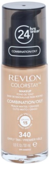 Revlon Cosmetics ColorStay™ μακράς διαρκείας ματ μεικ απ  SPF 15