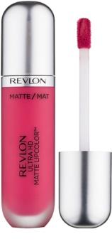 Revlon Cosmetics Ultra HD matná farba na pery