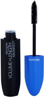 Revlon Cosmetics Volume + Length Magnified™ Volumizing and Curling Mascara Waterproof