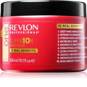Revlon Professional Uniq One All In One Classsic máscara para cabelo 10 em 1