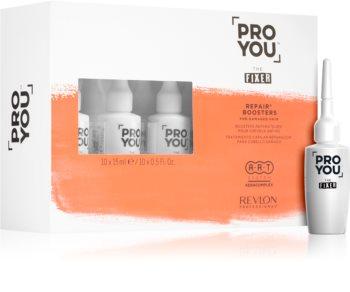 Revlon Professional Pro You The Fixer Intensief Herstellende Serum  voor Gestrest Haar en Hoofdhuid